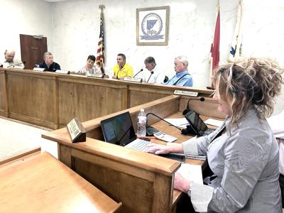 Hanceville meeting Aug. 8