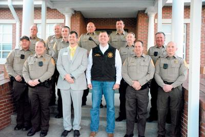 CCBOE recognizes resource officers | News | cullmantimes com