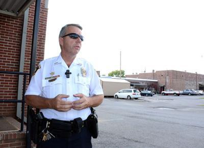 Hanceville Police Chief Bob Long