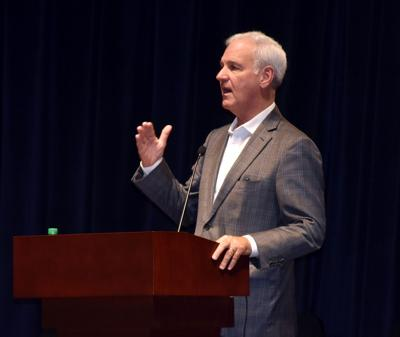 Byrne updates Wallace State students on congressional issues