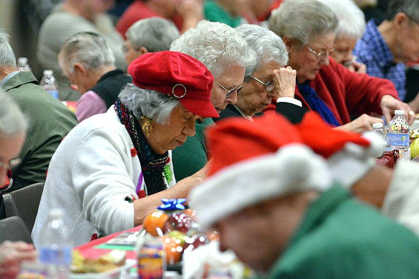 Christmas Party Ideas For Senior Citizens Part - 17: Retiree And Senior Citizen Christmas Party 2013