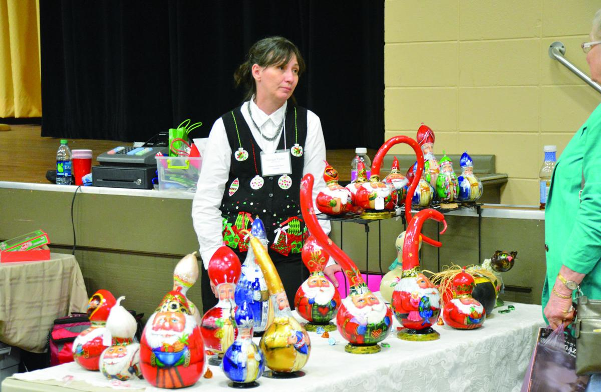 Historic crop becomes art in cullman news for Cullman civic center craft show