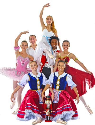 Allegro Dance Theatre to present 'The Nutcracker: Clara's Dream'