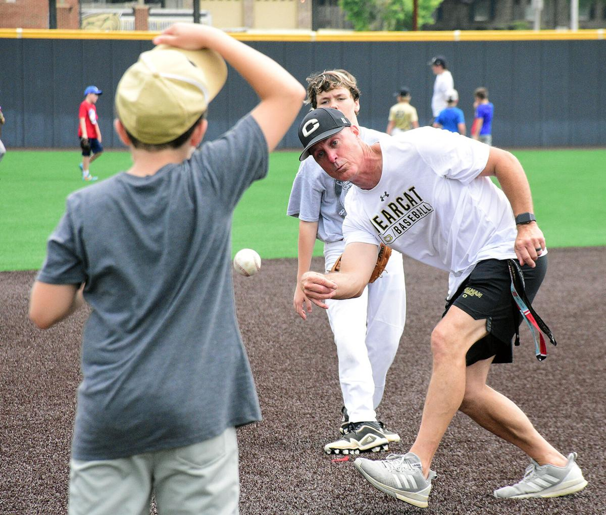 Cullman Baseball Camp