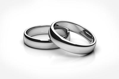 Marriages and Divorces LOGO (Rings)