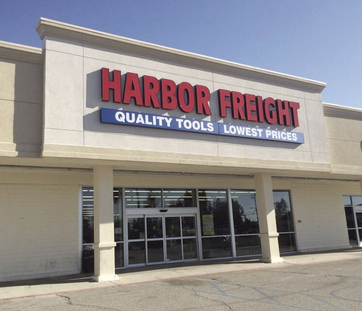 Highlights for Harbor Freight. You want to build a new deck and fix that leaky faucet, but your lack of tools are holding you back. Harbor Freight will provide you with the materials you need to get things done. The privately owned tool retailer sells top-notch tools for a majorly discounted price.