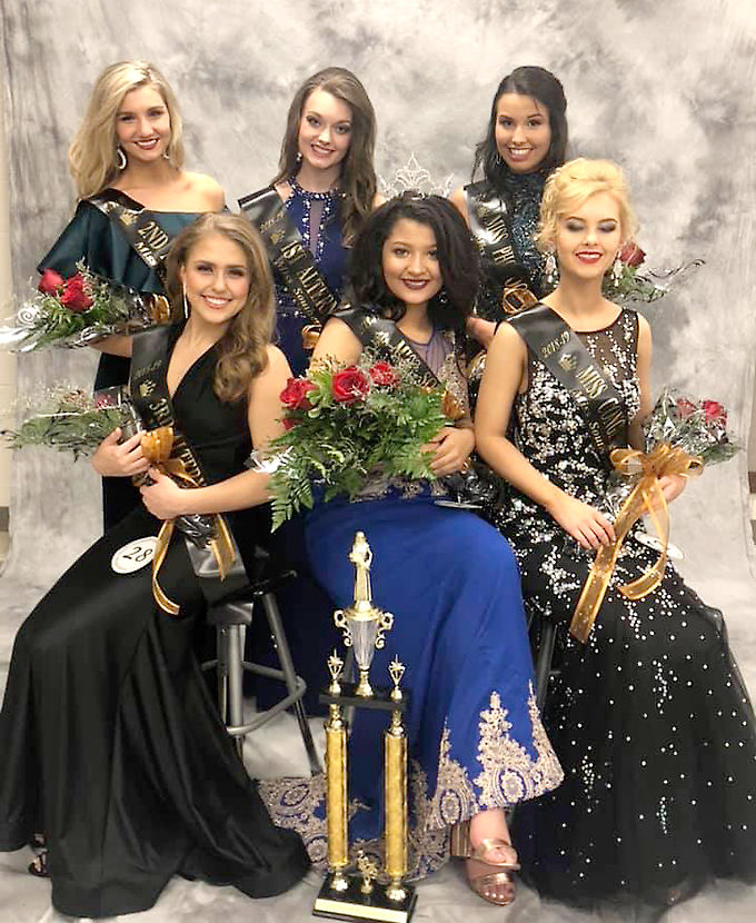 Cullman High School 2019 Miss Southerner winners