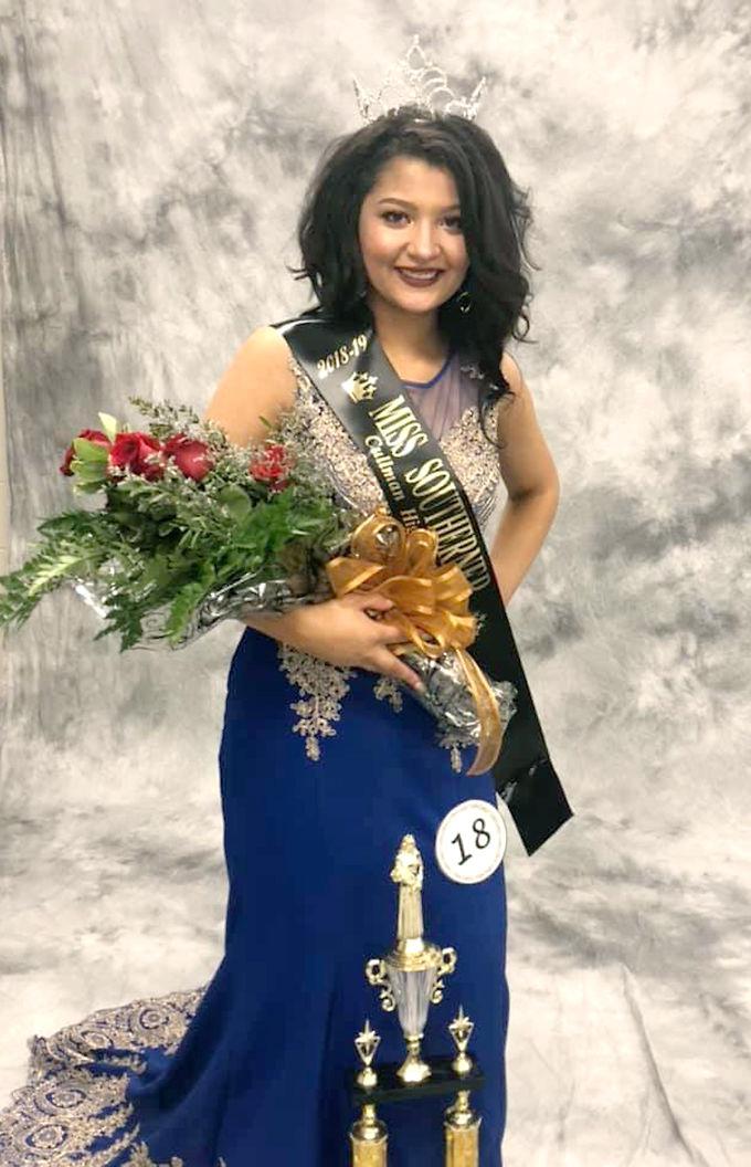 Kylie Hawkins, 2018-2019 Miss Southerner