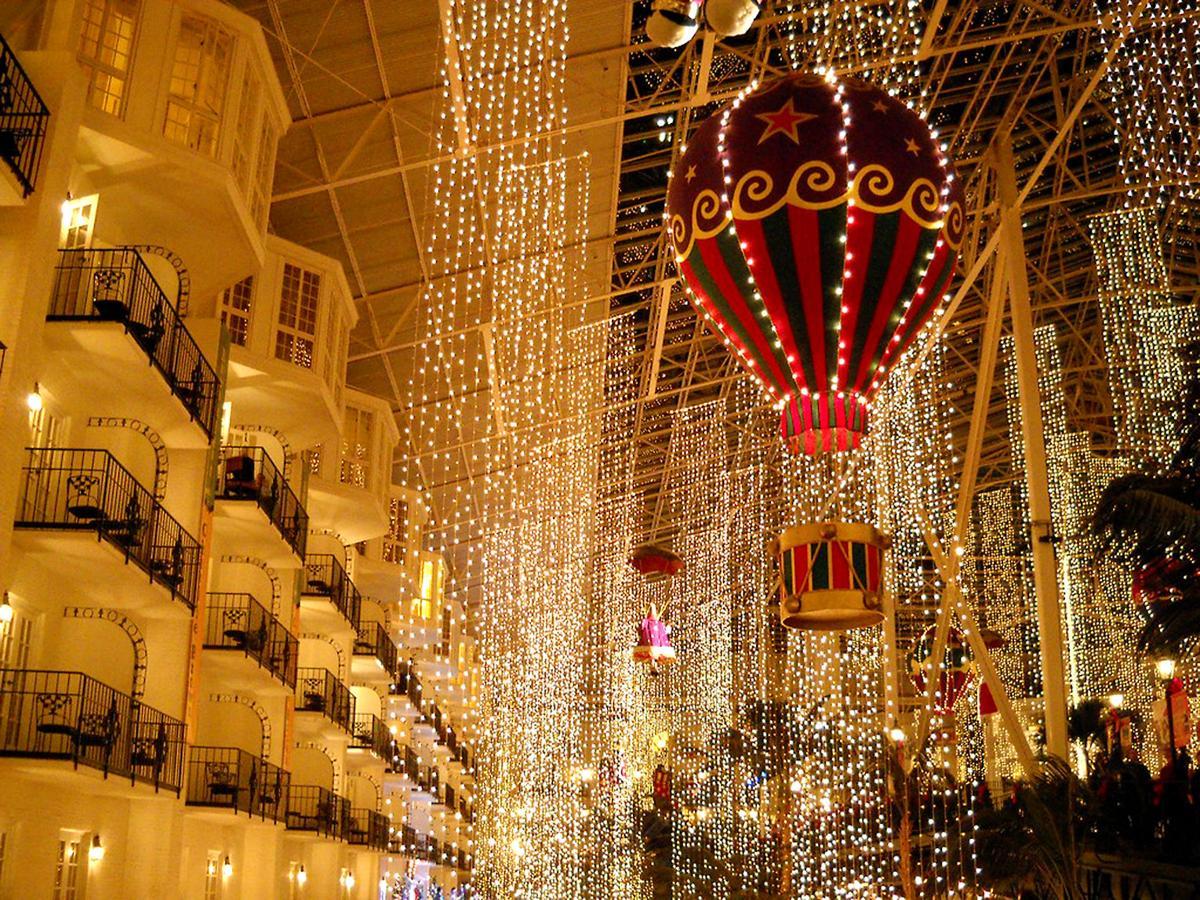 Opryland Hotel at Christmas
