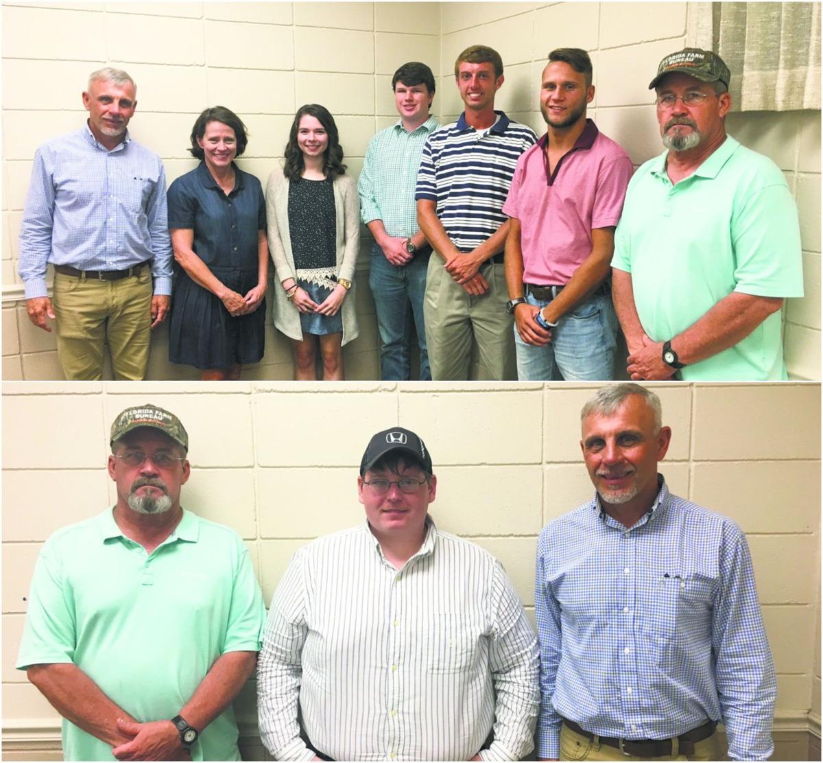 Cullman County Farmers Federation Awards Local Hs Seniors
