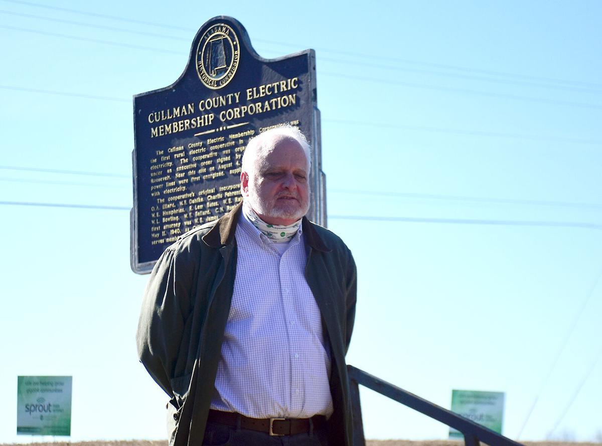 Cullman Electric Cooperative CEO Tim Culpepper