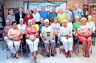 Holly Pond class of 1961