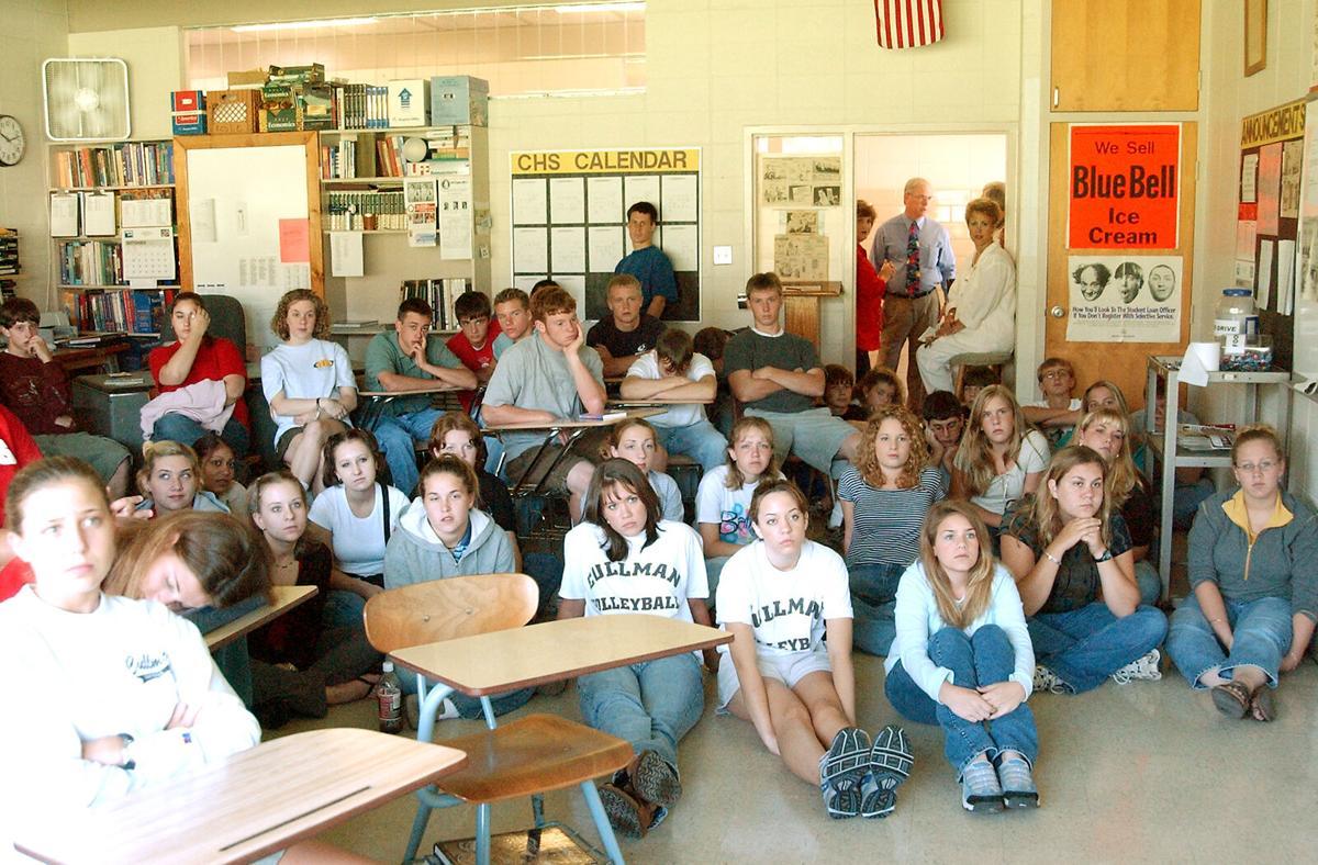Classroom watch Sept. 11, 2001