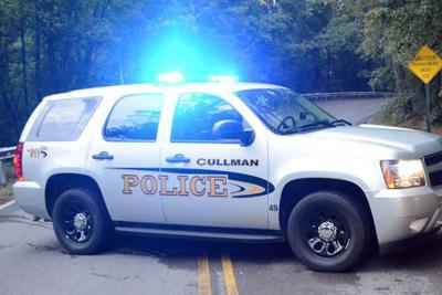 Cullman Police car