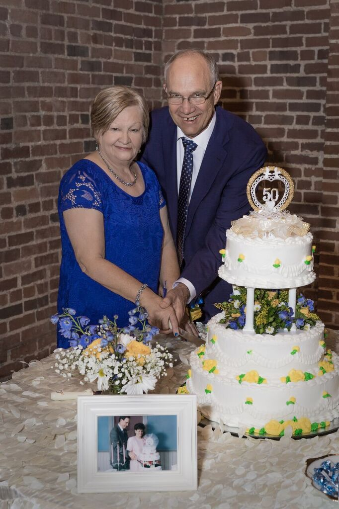 Waldreps celebrate 50 years of marriage