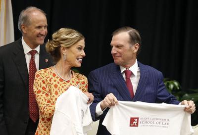 University of Alabama-Donor