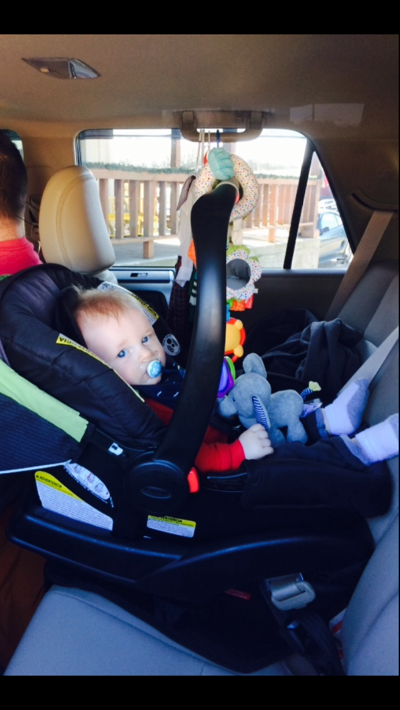 Noah Pankratz One Year Old Son Of Mark And Tori Wants To Remind Parents Look Before You Lock Never Leave Their Child In The Back Seat