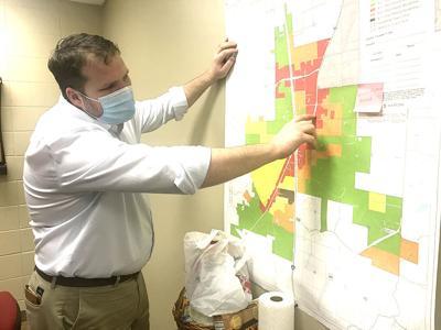 Good Hope City Planner Corey Harbison
