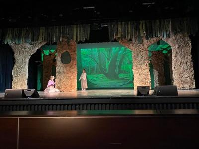 CHS theatre prepares for 'Into the Woods' performance