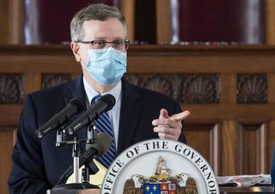 Alabama Health Officer Dr. Scott Harris