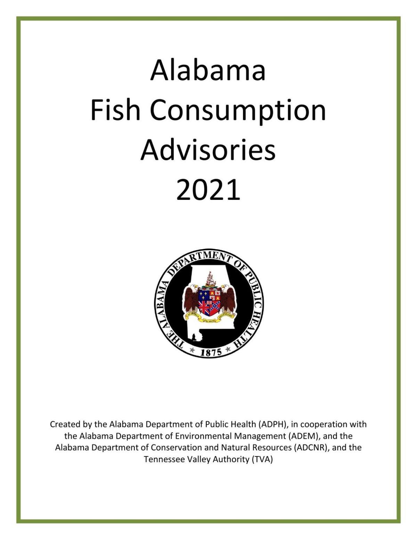 2021 Fish Consumption Advisories