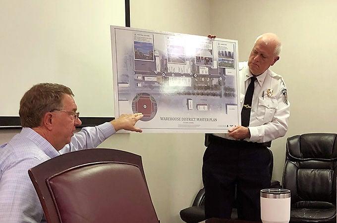 Warehouse District plans