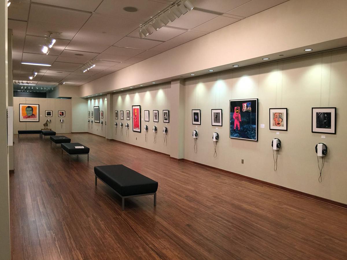 Andy Warhol Exhibit