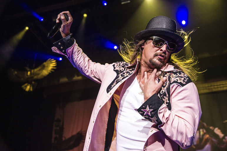 0be774253cca1 Kid Rock draws largest response ever for Rock the South