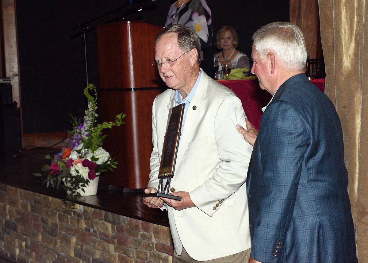Randall Shedd Eddleman Award