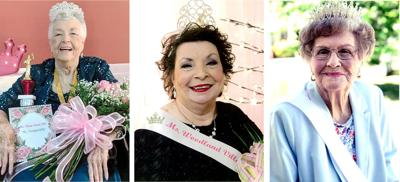 Local Top 10 finalists for Ms. Alabama Nursing Home