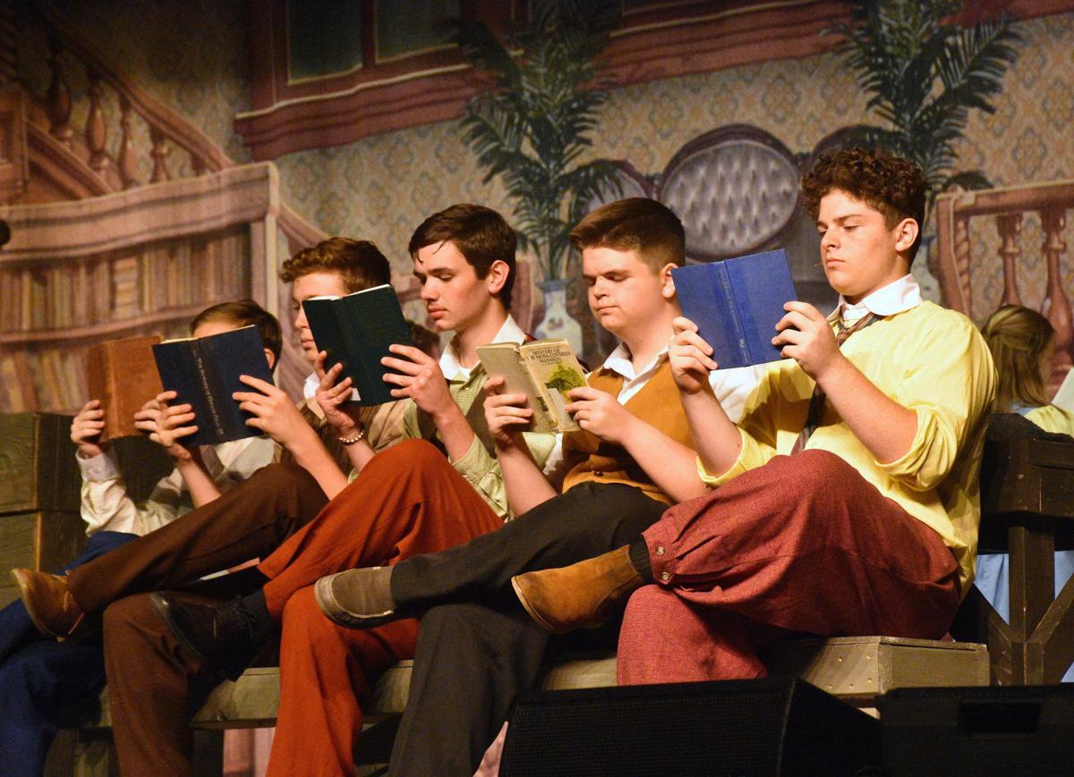 The Music Man — Cullman Community Theatre