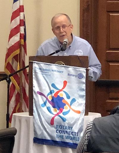 Jim Wallace of the Christian Appalachian Project.