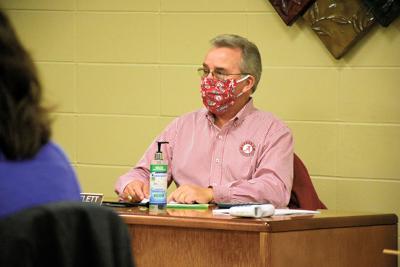 Good Hope Mayor Jerry Bartlett