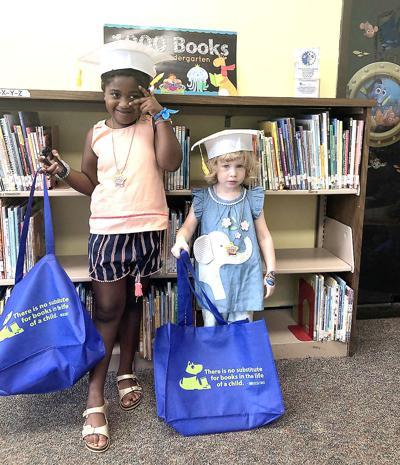 Library kicks off pre-k reading program
