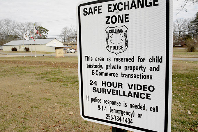 Safe meet zones