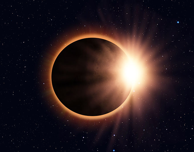 It's A Once-In-A-Lifetime Total Eclipse Of The Sun, Almost
