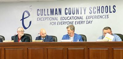 Cullman County School Board members