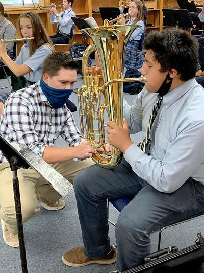 St. Bernard Band