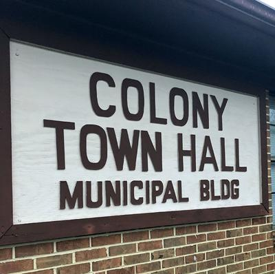 Colony Town Hall