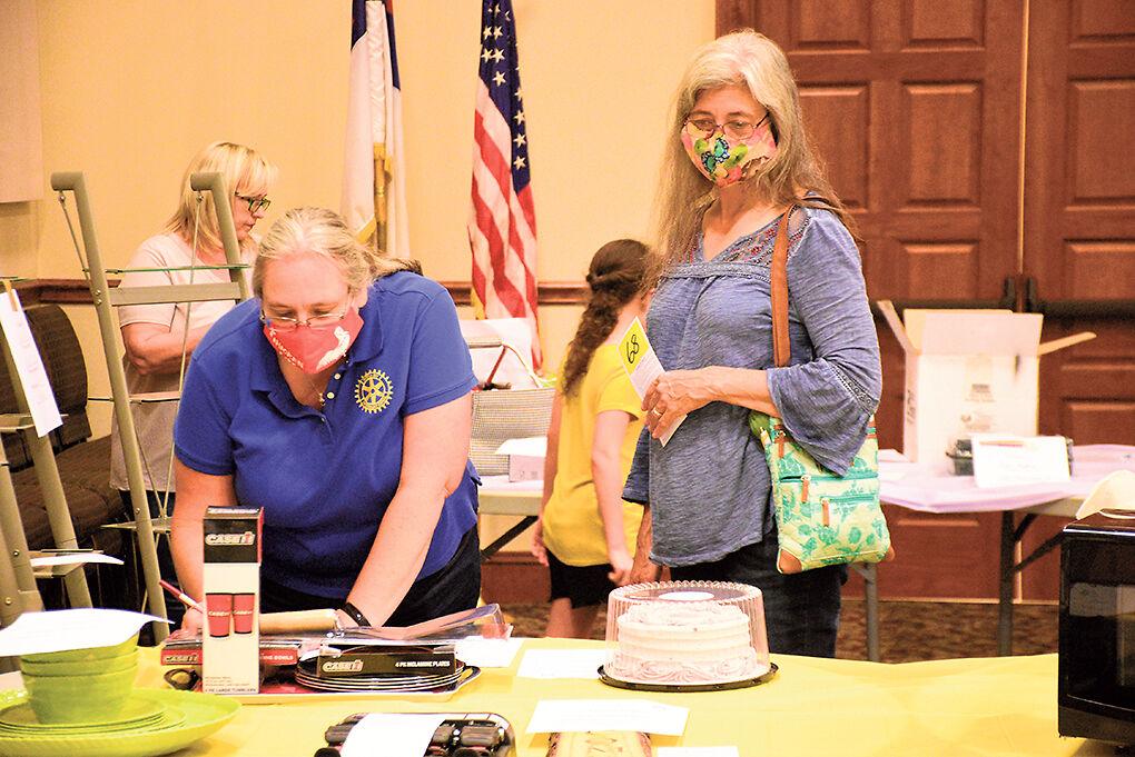 Cullman Rotary Club auction