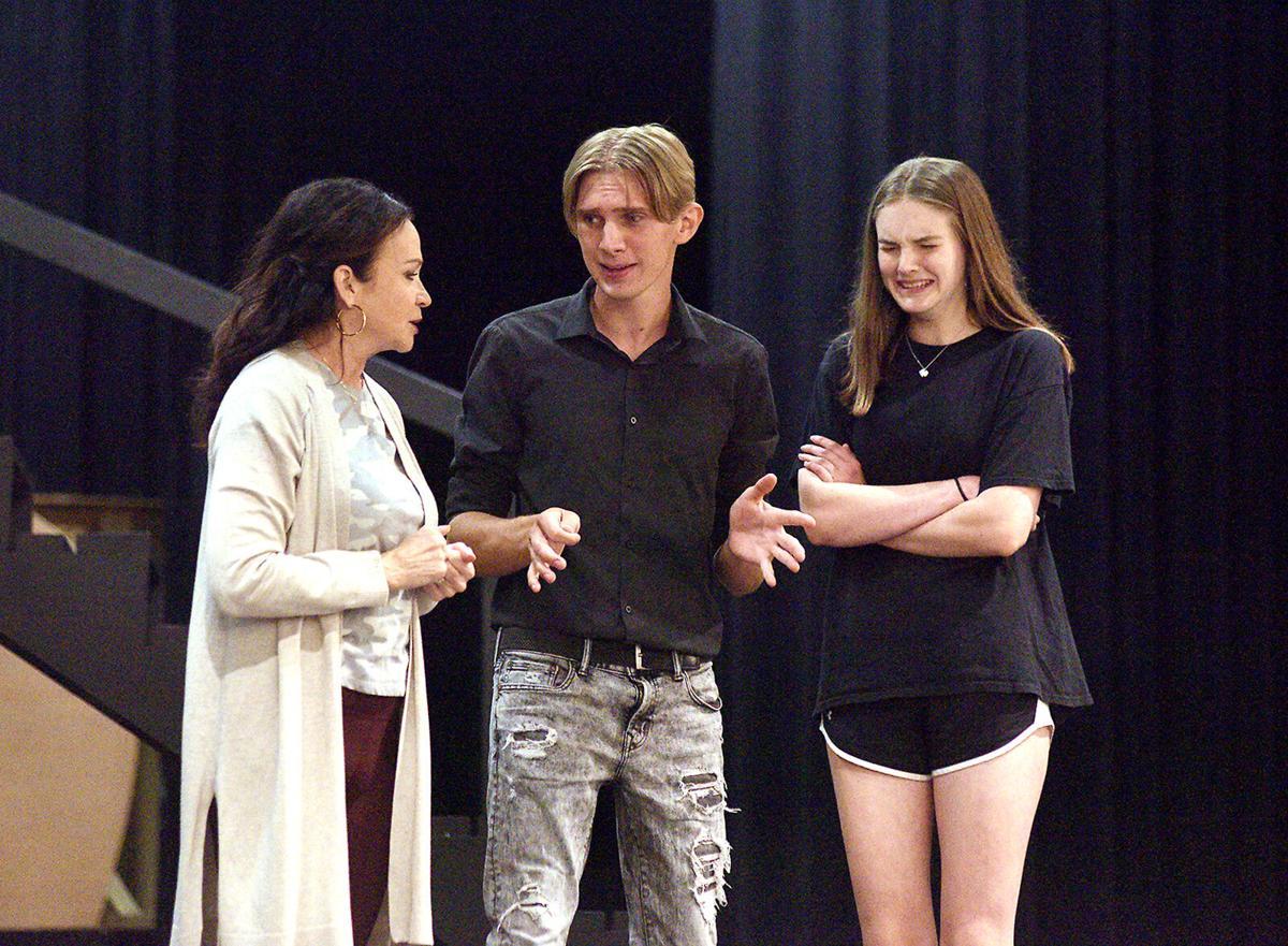 Kim Trelles, Levi Stricklin, Mary Claire Page