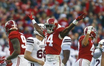 quality design 3bbc5 c28c4 Alabama safety Deionte Thompson declares for NFL draft ...