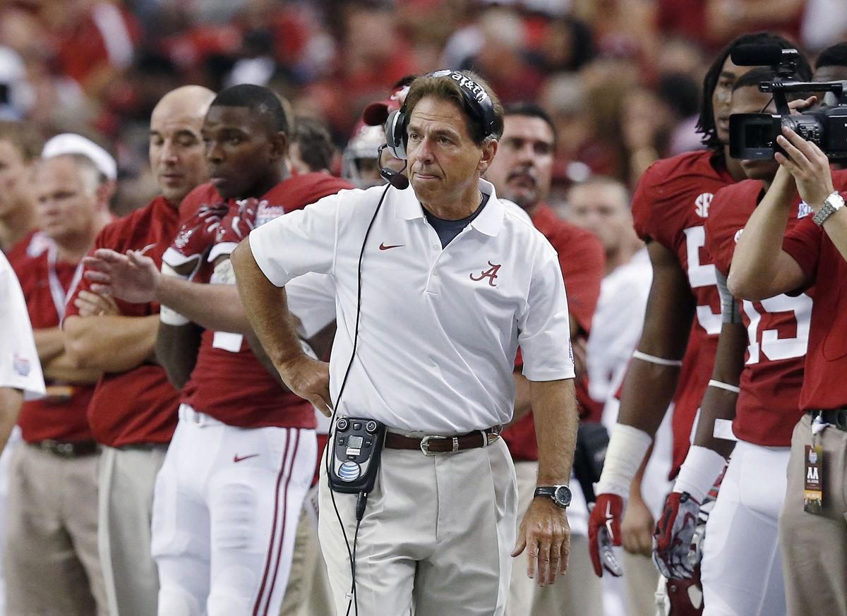 College Football Rankings Fsu Tide Stay 1 2 But Lose Some Support