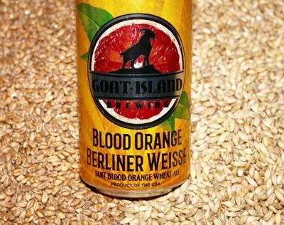 Blood Orange Berliner Weisse