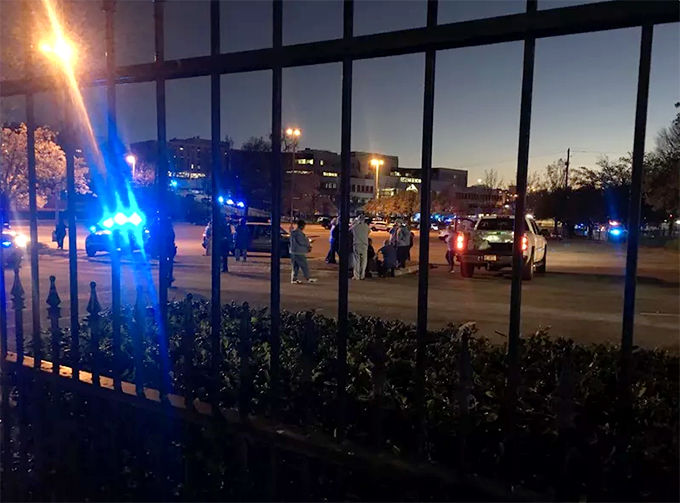 Update) 2 people shot at UAB; Gunman dead   News   cullmantimes.com