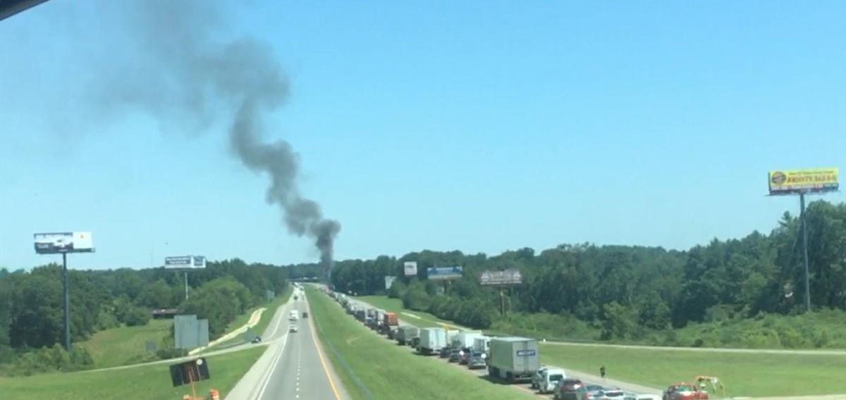 Vehicle fire