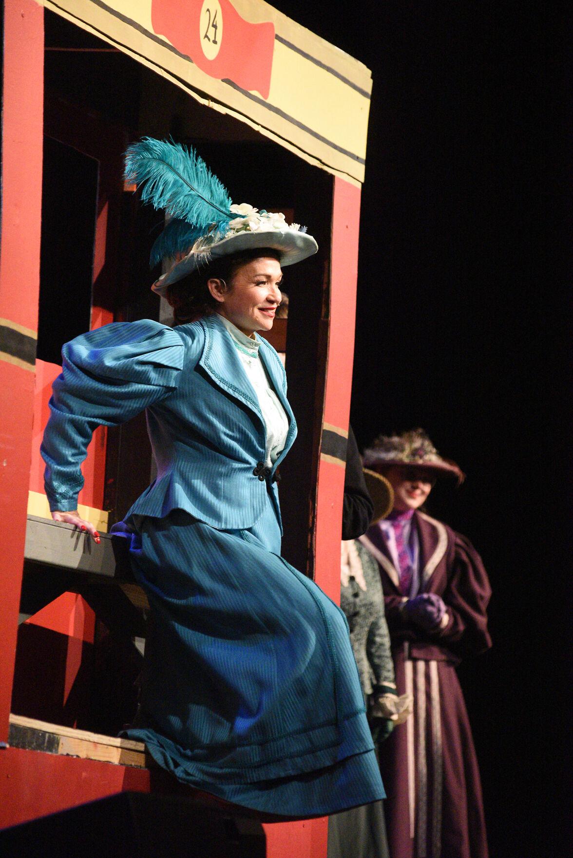 Kim Trelles as Mrs. Dolly Gallagher Levi