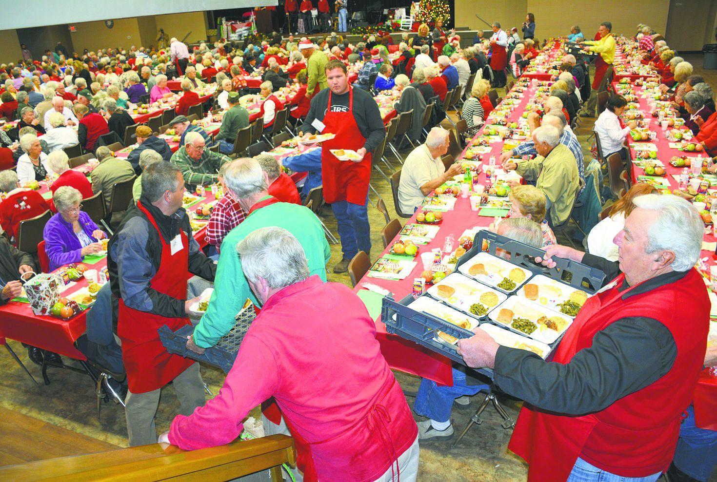 Christmas Party Ideas For Senior Citizens Part - 35: Senior Christmas Party