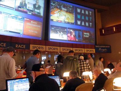 Sports Betting States