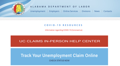 Alabama Dept. of Labor